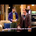 TBBT Rajesh talks in front Penny without alcohol.avi