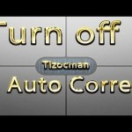 How to turn off Auto Correct on a iPhone, iPod touch, iPad, and iPad Mini