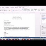 Office 2013 Class #06: Spell Check Task Pane in Word 2013 & Auto Correct To Create Shorthand