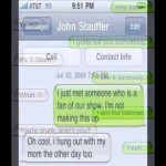 100 funny iphone text messages – Damn you Auto Correct !