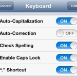 HOW TO TAKE OFF AUTO CORRECT ON ANY IDEVICE