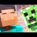 Creeper Prank Gone Wrong! (Minecraft Animation)
