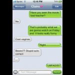 Top 10 Funniest Autocorrect Fails From Iphone (2014)
