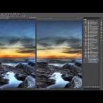 Color Tone and Saturation Auto Correction in Photoshop