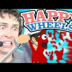 WTF SWORD THROW – Happy Wheels