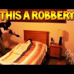 Robbery Prank Goes Horribly Wrong!! ENDING WILL SHOCK YOU!!