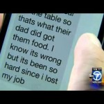 Single mom uses texts to convince thief to return stolen van