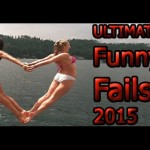 Ultimate Funny Fails Compilation 2015 — Epic Fails Funny Videos