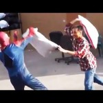Pillow Fight in the Hood (PRANKS GONE WRONG) – Funny Videos 2015 – Best Pranks