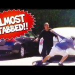 Drug Delivery Prank In The Hood (Gone Horribly Wrong) – ALMOST STABBED!