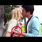 Kissing Prank – GONE SEXUAL