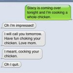 9 Times Autocorrect Almost Ruined Your Date
