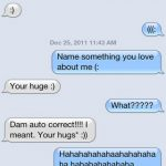 8 Hilarious Times Autocorrect Interfered With Relationships
