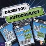Damn You Auto Correct Board Game by Calendar Holdings